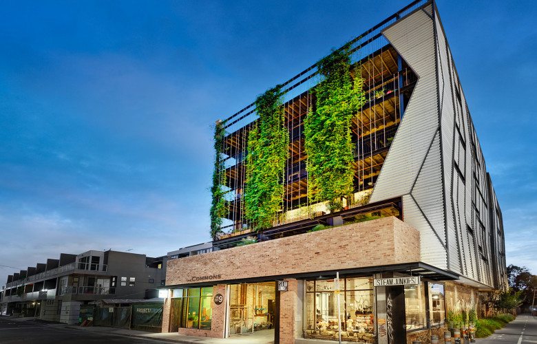 First apartment in eco-friendly The Commons sells for $55,000 over ...