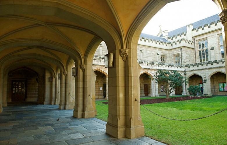 Rezone for melbourne 39 s university precinct the real for University of melbourne landscape architecture