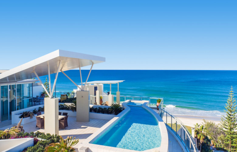 Two-level penthouse on Mermaid Beach   The Real Estate Conversation