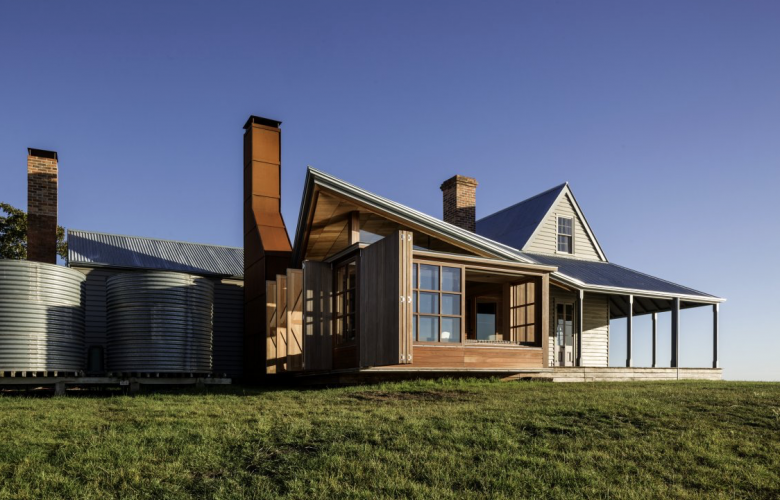 The Eleanor Culls Hill Award For Residential Architecture U2013 Houses  (Alterations U0026 Additions) Went To Captain Kellyu0027s Cottage By John Wardle  Architects (Tas) ...