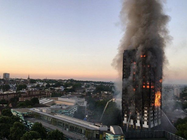 Law firm embarks on flammable cladding class action