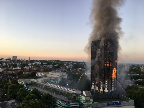 How close did we come to having our own Grenfell disaster?