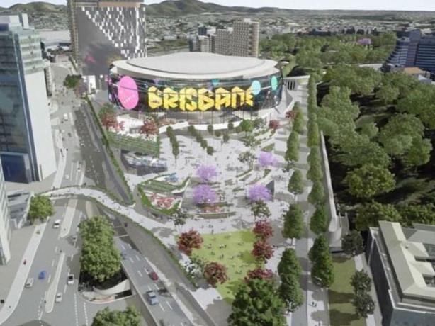 Next step for realisation of Brisbane Live precinct