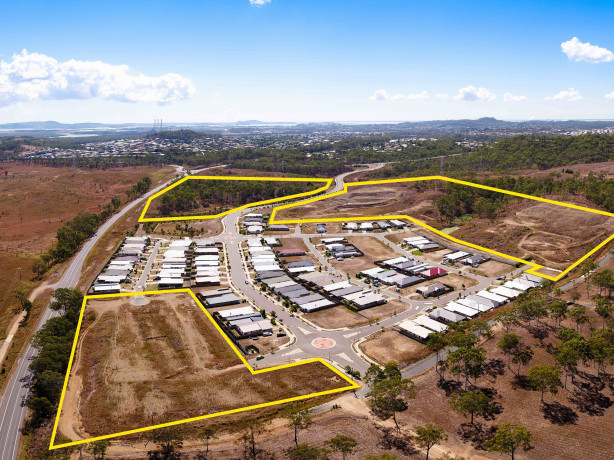 Mortgagee sale for land estate in Gladstone