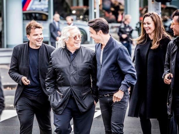 Famous architects arrive in Melbourne for Southbank by Beulah competition