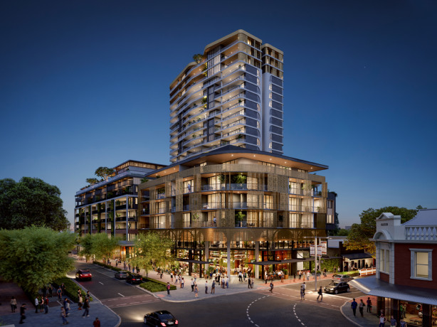 Ultra luxury residences ready to sell off the plan